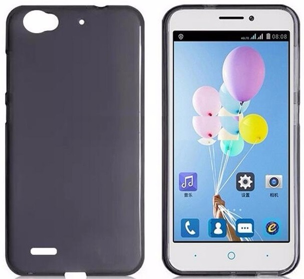new product 41bdd dfd56 Capa Capinha Tpu Silicone Case Zte Blade A460