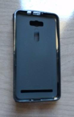 capa carteira + 2 pelicula vidro zenfone 2 laser ze601kl 6