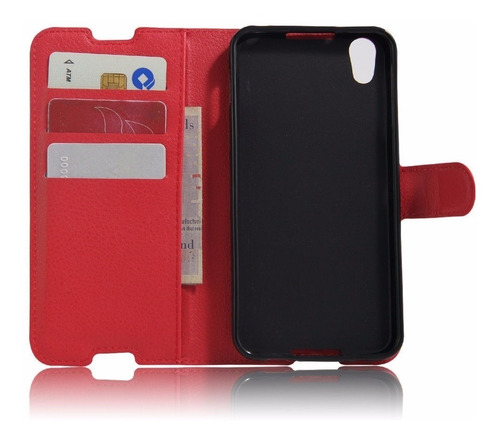 capa carteira flip cover case alcatel idol 4 6065 5.2