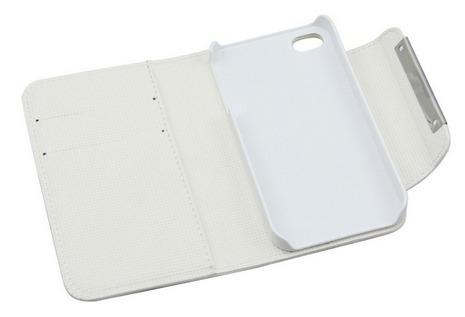 capa carteira iphone 5 alta qualidade leadership
