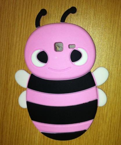 capa case  abelha abelhinha yduos 6102