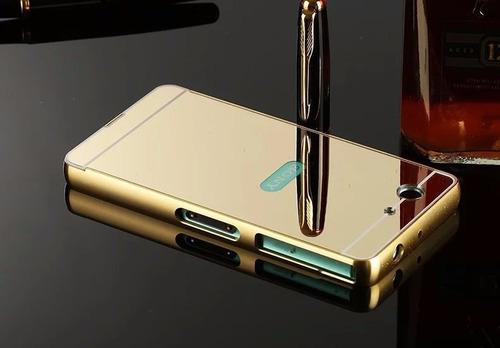 capa case aluminio sony xperia z3 mini compact d5833 capinha