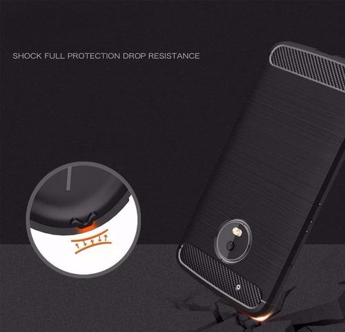 capa case anti impacto celular motorola moto g5 xt1672 5.0
