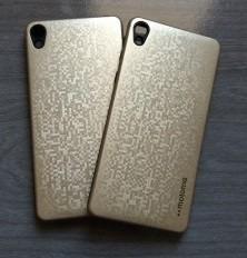 capa case anti impacto xperia e5 f3313 + 2 pelicula de vidro