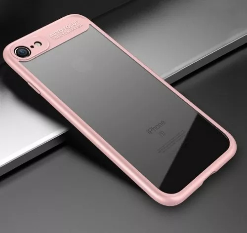 capa case anti-queda celular iphone 8 / 8plus+película vidro