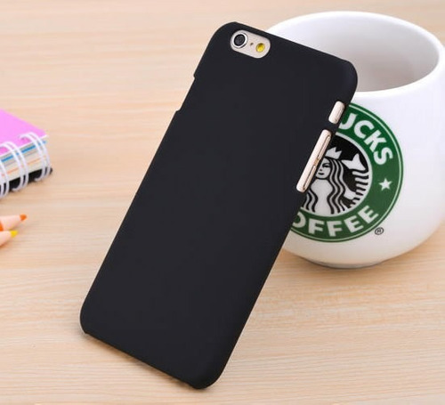 capa case apple iphone 6 plus / 6s plus + película