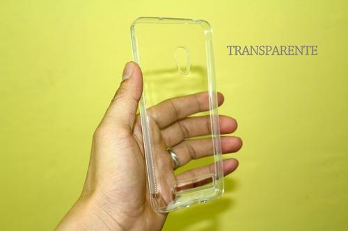 capa case asus zenfone 6 transparente tpu + película vidro