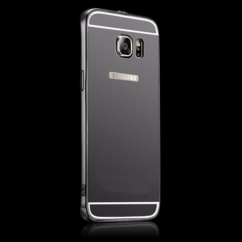 50df777d9 capa case bumper aluminio espelhado celular galaxy s7 g930f. Carregando  zoom.