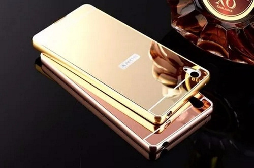 capa case bumper alumínio sony xperia z3 d6633 d6633 d6643