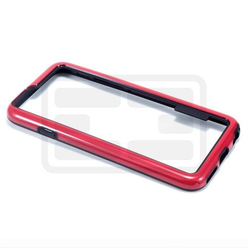 capa case bumper para iphone 6 (4.7) + película