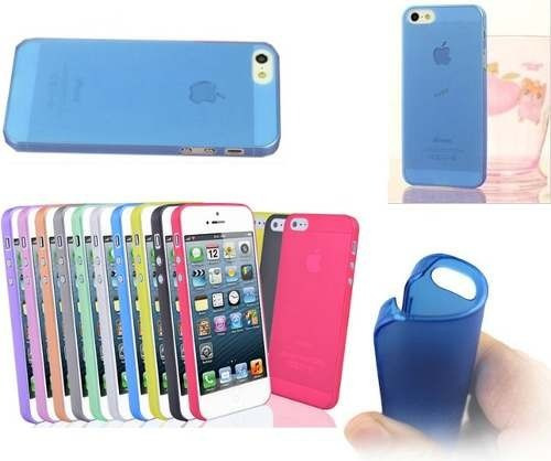 capa case capinha iphone 5s,5,5g ultra fina