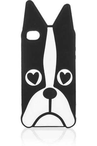 capa case capinha silicone iphone 6/6s marc jacobs premium