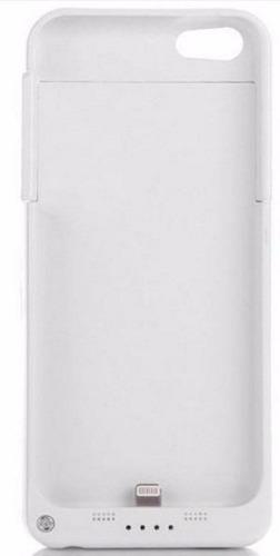 capa case carregador bateria externa extra iphone 5 5c e 5s