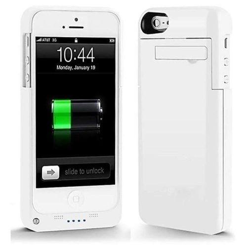 bff8b49be52 Capa Case Carregador Bateria Externa Extra iPhone 5 5c E 5s - R$ 60 ...