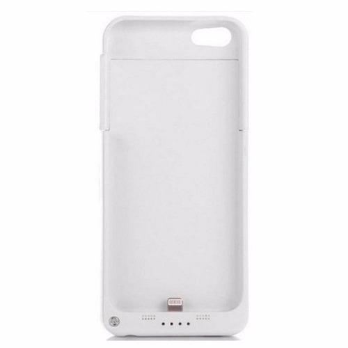 capa case carregador bateria externa iphone 7 powerbank