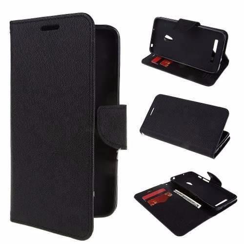 capa case carteira asus zenfone 5 a500 a501 + pelicula top!