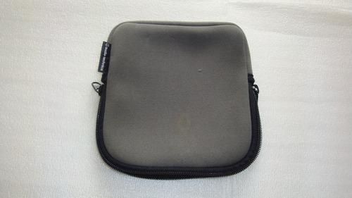 capa case cd player portatil - audio tecnica usada no estado