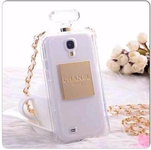 capa case chanel channel perfume celular samsung galaxy s4