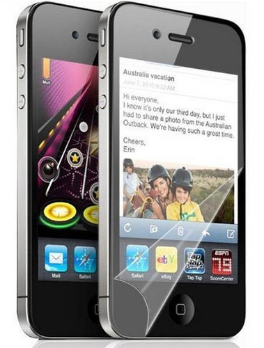 capa case couro luxo celular apple iphone 4 4s pelicula