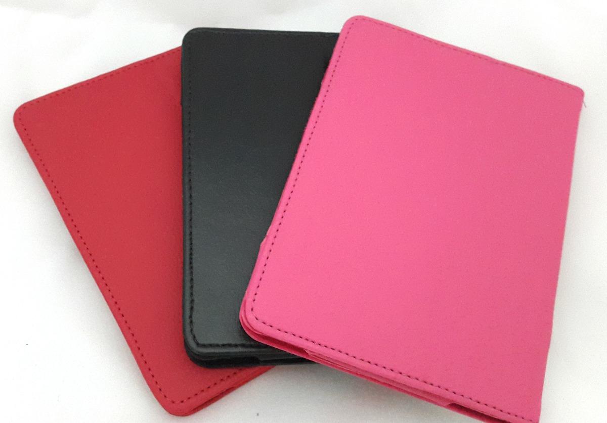 capa case couro tablet 6 39 kindle paperwhite kobo amazon r 46 28 em mercado livre. Black Bedroom Furniture Sets. Home Design Ideas