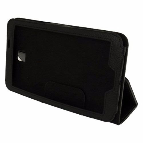 capa case couro tablet samsung galaxy tab 3 7 t110 lite
