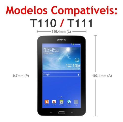 capa case couro tablet samsung galaxy tab3 7 lite t110 t111