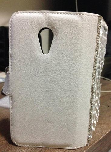 capa case cristal para moto g2 xt1063 xt1068 xt1069