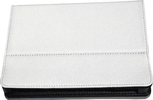 capa case de couro com teclado para tablet 7 polegadas