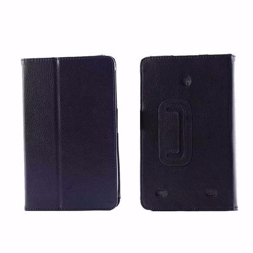 capa case executiva tablet lg g pad 7 pol. v 400 + película
