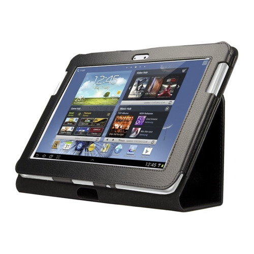 capa case  galaxy note 10.1 n8000 n8010 + pelicula