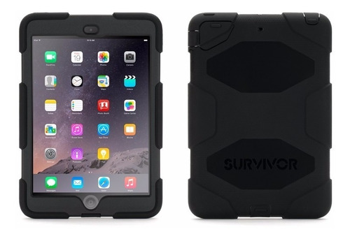 capa case griffin survivor ipad mini ultra proteção original