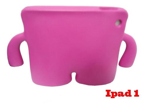 capa case ibuy ipad 2 3 4 retina infantil tab