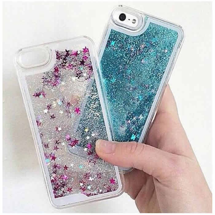 Coffee Glitter Iphone Case