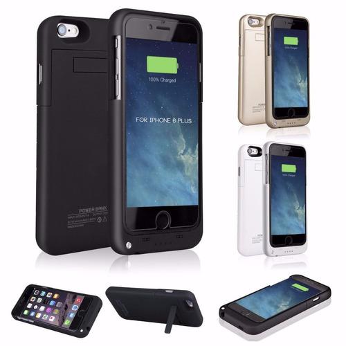 capa case iphone 6 plus carregador bateria extra aproveite