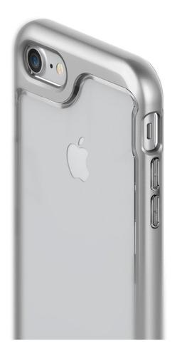 capa case iphone 6 plus ultra leve silicone sky wb prata