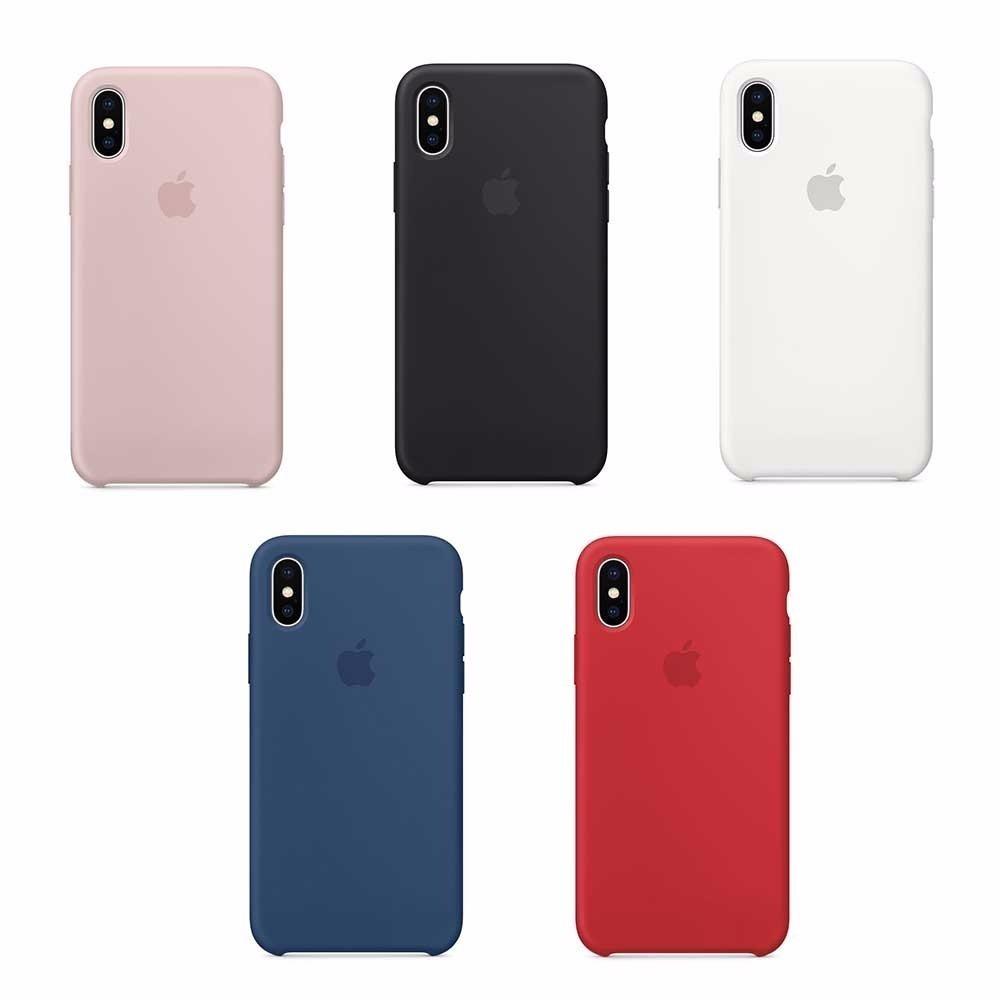 new style df001 f1c95 Capa Case iPhone X 10 Apple Silicone Original Lacrada
