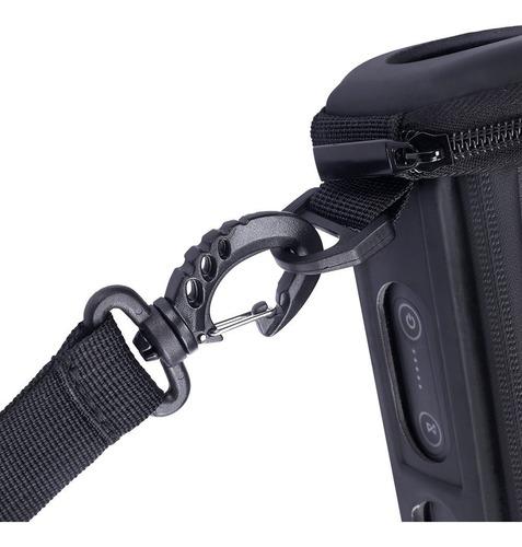 capa case jbl flip 3 4 proteção alça trilha caminhada bike