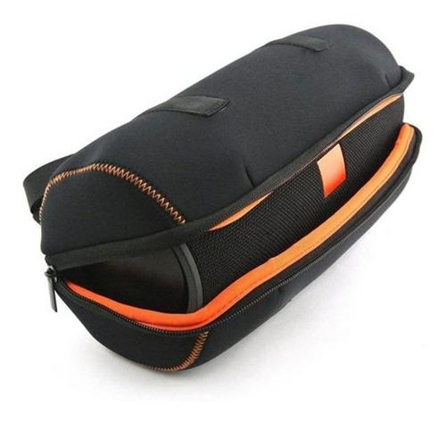 capa case jbl xtreme + bolsa carregador pronta entrega