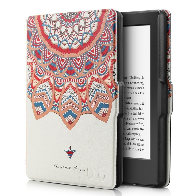 Capa Case Kindle Paperwhite Wb Ultra Leve On-off Toten - R  79,99 em ... bbcc7724de