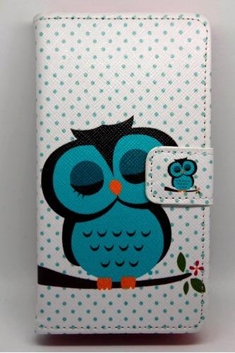 capa case lg l80 d380 d385 dual carteira + pelicula