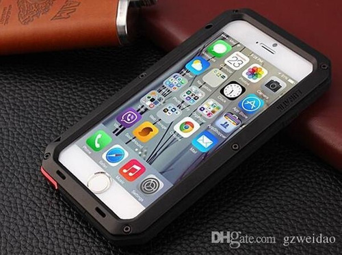 capa case lunatik taktik extreme iphone 6 - 4.7 polegadas!