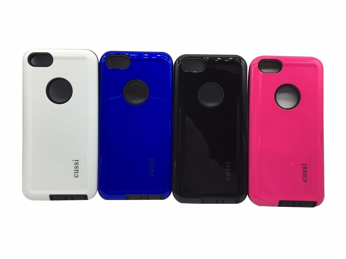 info for 025a9 1ca68 Capa Case Motomo Anti Impacto iPhone 5c + Película Vidro