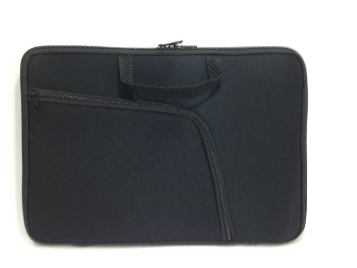 8c27ad862 capa case notebook 15.6 polegadas preta - com bolso. Carregando zoom.