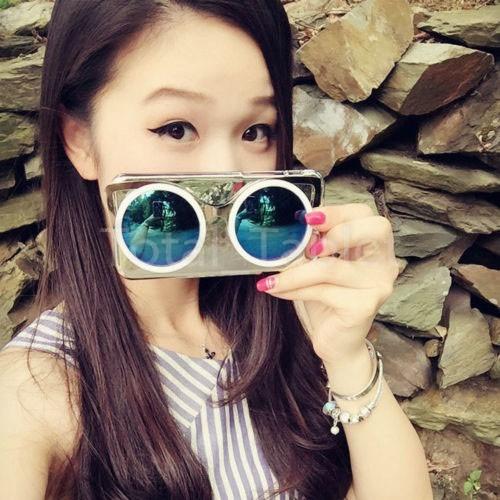 ff5afb9bbe0f1 Capa Case Óculos Escuro Óculos Sol Apple Iphone 6s Top! - R  51,90 ...