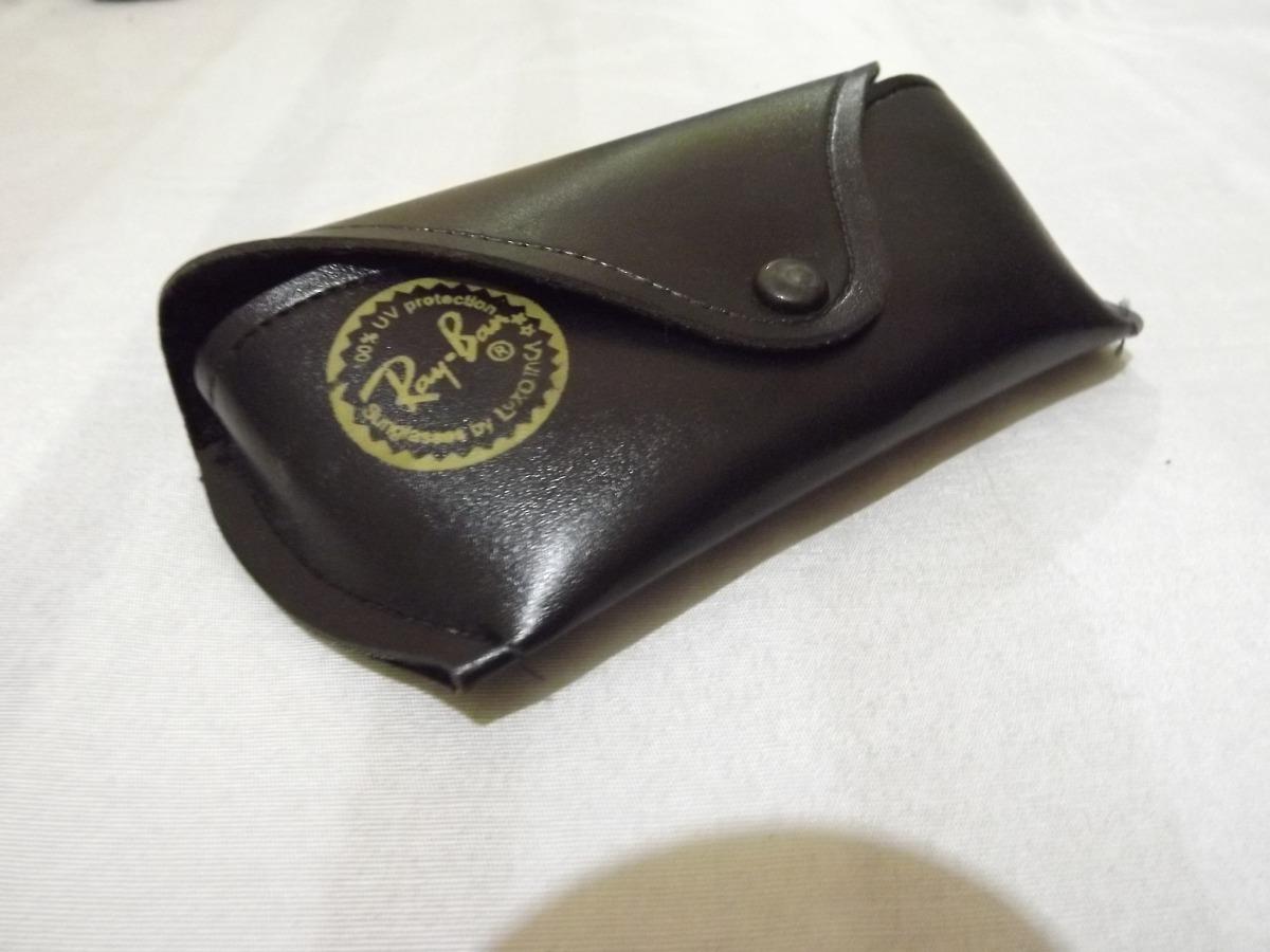 b64556bbe43de capa case óculos ray ban original aviador. Carregando zoom.