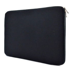 Capa Case P/ Notebook 17 Polegadas Neoprene Preto