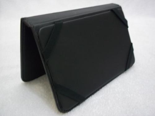 capa case porta tablet 7 genesys gt-7105, zte, samsung etc..