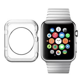 Capa Case Proteção Smartwatch Série 1 Ao 5 + Película Brinde