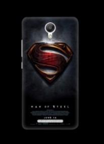 capa case protetor para xiaomi redmi note 2 logo super man
