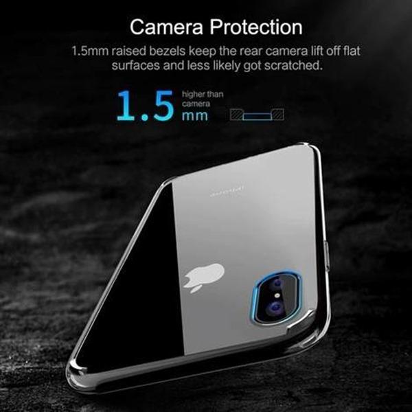 Capa Case Pure Series Rock iPhone Xs Max 100% Original